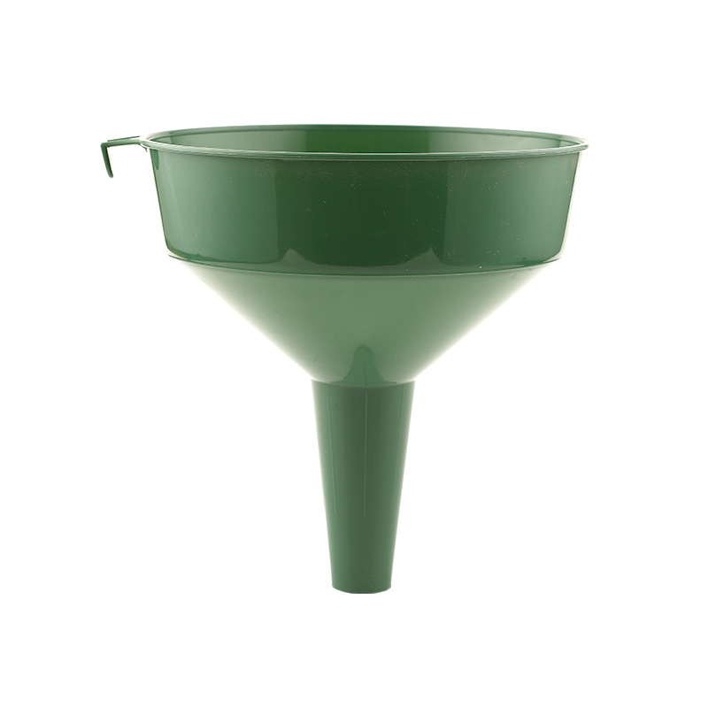 QM Plastic car funnel Chinese supplier good price 20cm plastic workshop large car funnel