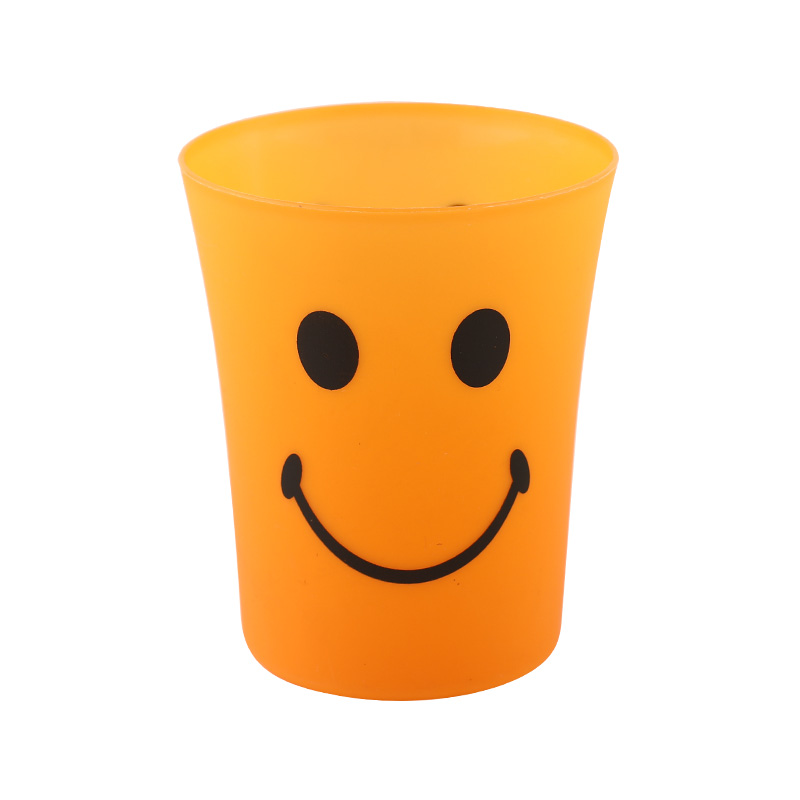 250ml ECO Cup Plastic Colorful Cup Set
