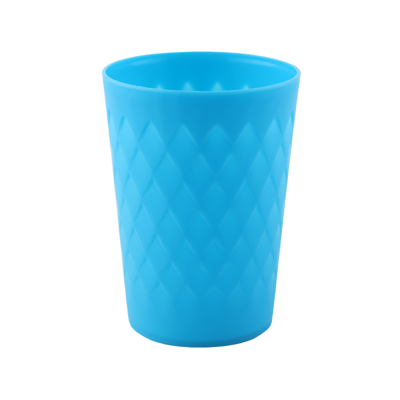 300ML Colorful PP Cheap Plastic Cup For Promotion
