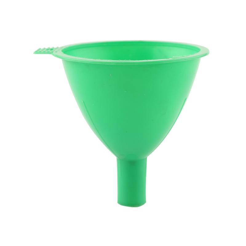 QM BPA FREE plastic funnel 5pc kitchen oil funnel set