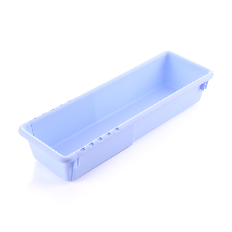 Wholesale Clear Plastic Desk Cosmetics Organizer Bedroom Storage Box