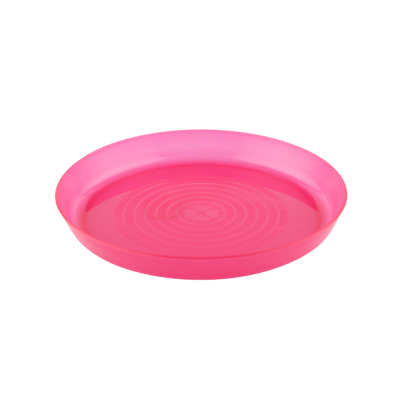 Wholesale Cheap Plastic Food Grade PP Plate Set Plastic Picnic Set