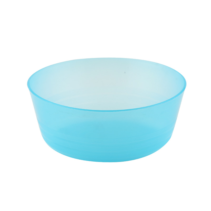 BPA FREE Ice Cream Bowl Colorful Plastic Bowls Plastic Picnic Set Bowl Set