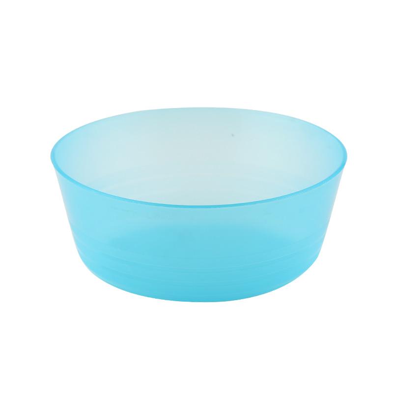 BPA FREE Ice Cream Bowl Colorful Plastic Bowls Plastic Picnic Set Bowl Set