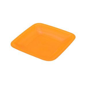 Custom logo cheap plastic plate food grade plastic plates