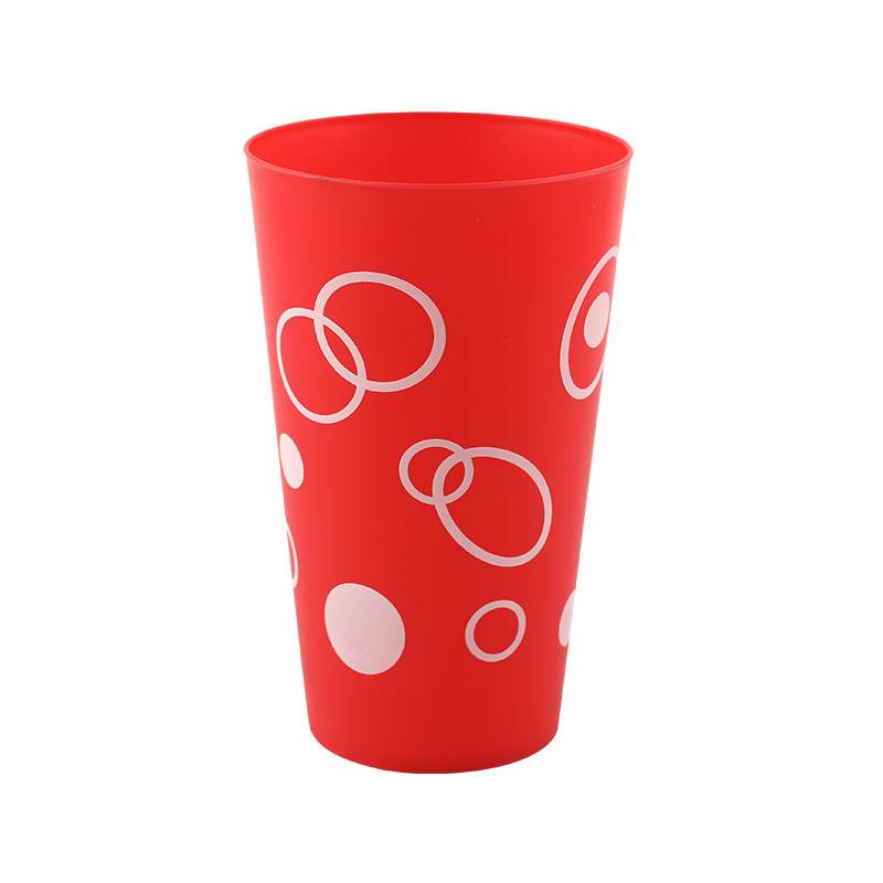 Wholesale 36oz/1L customized logo plastic water cup large cup