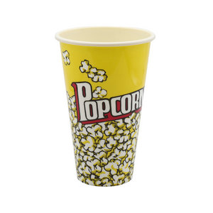 Eco High Quality Custimozed Plastic Popcorn Bucket