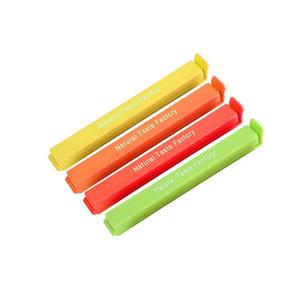 QM factory direct sale 12.7cm cheap utility plastic food bag clip