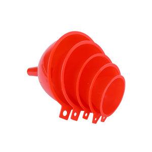 5pcs/set plastic funnel set food grade kitchen utensils set 3