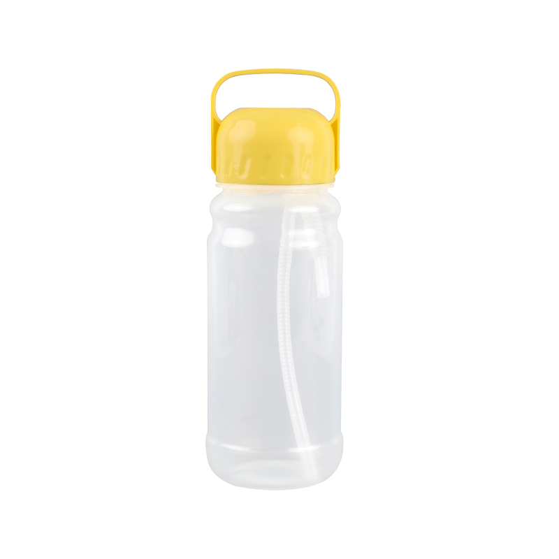 QM water bottle bpa free plastic sport water bottle plastic drinking water bottle